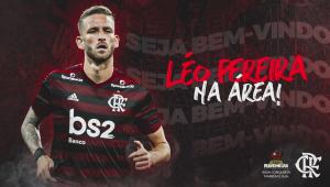 Flamengo contrata zagueiro Léo Pereira, ex-Athletico-PR