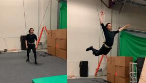 Tom Hiddleston mostra bastidores de 'Loki', nova série do Disney+
