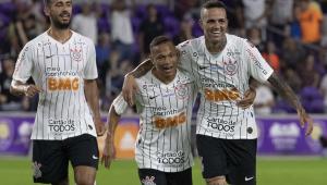 Luan estreia com dois gols e Corinthians vence o New York City
