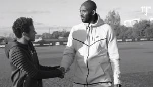 Neymar presta homenagem a Kobe Bryant em vídeo; assista