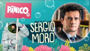 O PÂNICO VOLTOU - Ministro Sergio Moro | Pânico - 27/01/20 - AO VIVO
