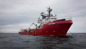 Navio humanitário resgata 39 pessoas na costa da Líbia