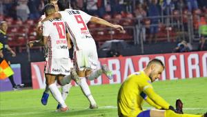 Com boa atuação, São Paulo estreia no Paulistão com vitória sobre Água Santa