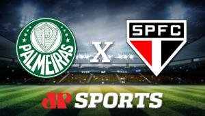 Palmeiras x São Paulo: acompanhe a transmissão da Jovem Pan