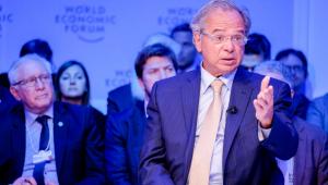 #JosiasDeSouza: Ministro Paulo Guedes entra no Fórum de Davos com o pé esquerdo