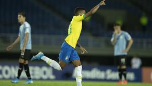 Brasil supera o Uruguai e vira líder isolado de seu grupo no Pré-Olímpico