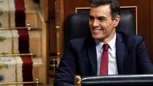Pedro Sanchez Espanha