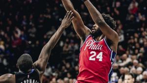 NBA: Philadelphia vence com homenagens a Bryant e 19 pontos de Raulzinho