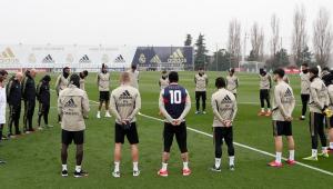 Real Madrid presta um minuto de silêncio por morte de Kobe Bryant