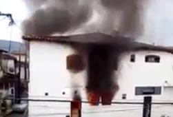 Padrasto é preso por incêndio que matou três crianças em Paraty