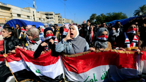 Iraque: Doze mortes foram registradas em protestos do fim de semana