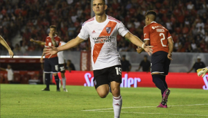 River Plate vence o Independiente e assume ponta do Campeonato Argentino