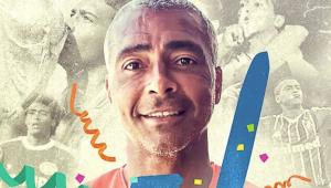 Romário completa 54 anos e comemora: 'Me encontro em um momento fantástico'