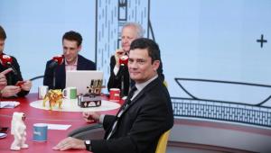 Sergio Moro responde se quer vaga no STF