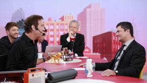 Sergio Moro GOSTOU de 'Democracia em Vertigem'?