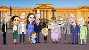 Roteirista de 'Family Guy' fará série animada sobre família real