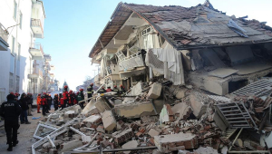 Terremoto mata ao menos 29 pessoas no sudeste da Turquia