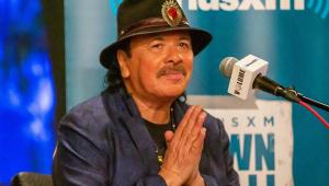 Carlos Santana lança marca de maconha na Califórnia