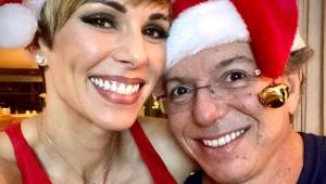 Boninho passa por cirurgia plástica: 'Ficar mais gato para a minha Ana Furtado'