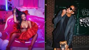 Rihanna está tendo um caso com A$AP Rocky, diz jornal