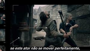 Henry Cavill usou espada curta para lutas em 'The Witcher'; veja outros segredos
