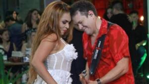 Ximbinha nega ter agredido cantora: 'Estão tentando me envolver em violência contra a mulher'