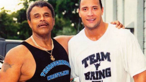 Morre o lutador Rocky Johnson, pai de The Rock, aos 75 anos