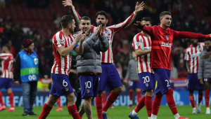 Com gol no começo, Atlético de Madrid bate Liverpool pela Liga dos Campeões