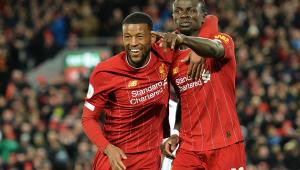 Liverpool vira sobre o West Ham e iguala recorde de vitórias consecutivas