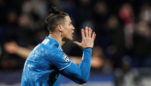 Champions: Lyon vence a Juventus e larga na frente por vaga nas quartas