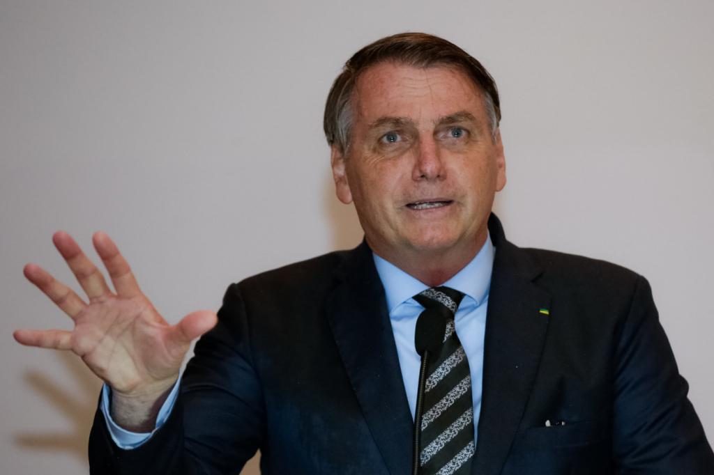 Mensagem de Bolsonaro ao Congresso ressalta expectativa de investimentos e geração de empregos