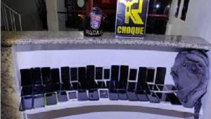 Onda de roubos e furto de celulares para a prática de fraude financeira tem chamado a atenção das forças de segurança