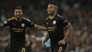 Gabriel Jesus marca, City vira em cinco minutos e vence o Real Madrid pela Liga dos Campeões