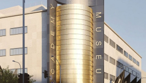 Museu com acervo histórico será inaugurado em dezembro pela Academia de Hollywood