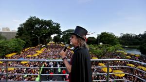 Polícia terá 15 mil agentes nas ruas por dia durante o Carnaval