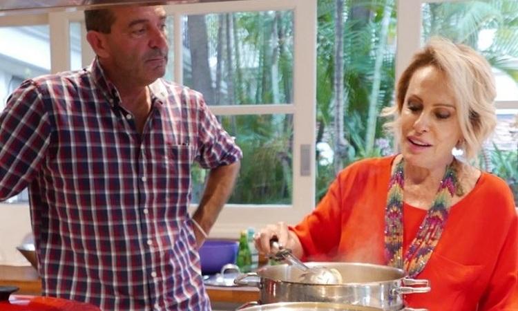 Ana Maria Braga se casa com empresário francês em SP – Jovem Pan