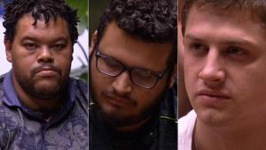 BBB 20: Babu, Victor Hugo e Lucas estão no paredão da semana