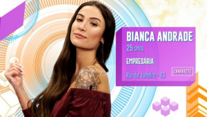 BBB20: Bianca Andrade é eliminada com 53,09% dos votos