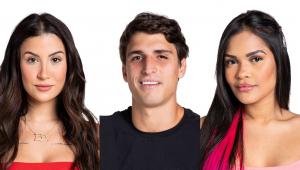 BBB20: Bianca Andrade, Flayslane e Felipe Prior estão no paredão de Carnaval