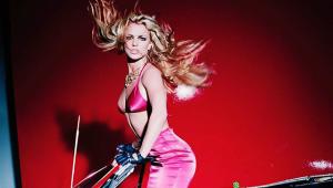 Britney Spears quebra o pé dançando; assista ao vídeo