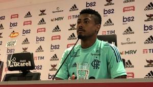 Bruno Henrique comemora renovação com o Flamengo e revela: 'Recebi propostas melhores'