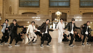 BTS anuncia novo álbum para novembro