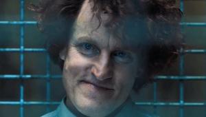 'Venom 2': Tom Hardy revela 1ª imagem de Woody Harrelson como vilão