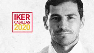 Casillas anuncia candidatura à presidência da Federação Espanhola