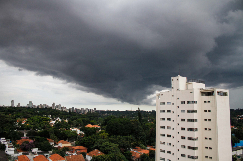 Centro e zona oeste de São Paulo entram em atenção para alagamentos – Jovem Pan