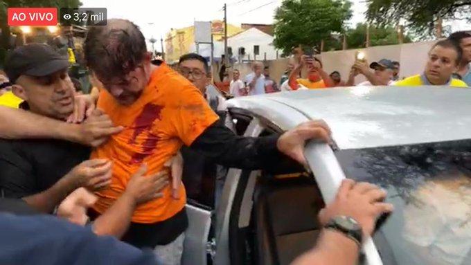 Alcolumbre diz que entrou em contato com Moro para garantir segurança de Cid Gomes – Jovem Pan