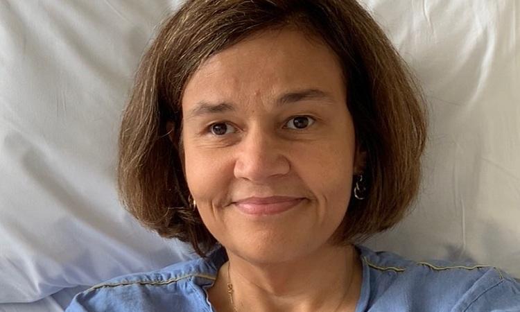Claudia Rodrigues apresenta melhora em hospital: 'Questão de dias para alta' – Jovem Pan