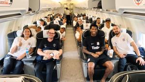 Corinthians treina com Camacho na véspera de estreia da Libertadores; veja provável escalação