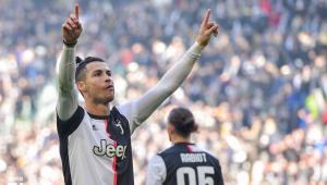 Cristiano Ronaldo calibra a pontaria antes de retorno do Italiano; assista