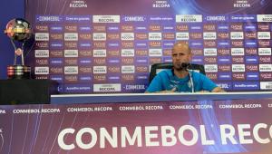 Técnico do Del Valle pede a jogadores que sejam protagonistas contra o Flamengo
